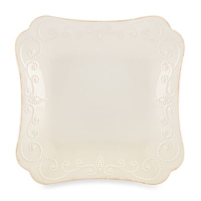 Lenox® French Perle White 9 1/2-Inch Square Dinner Plate