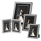 Vera Wang Wedgwood® with Love Noir 4-Inch x 6-Inch Frame