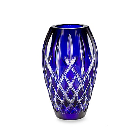 Waterford® Araglin Prestige Cobalt Blue 7-Inch Vase