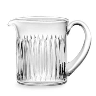 Marquis® by Waterford Bezel 7-Inch Pitcher with Handle