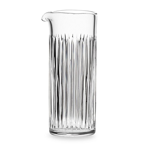 Marquis® by Waterford Bezel 9 1/4-Inch Beaker Pitcher