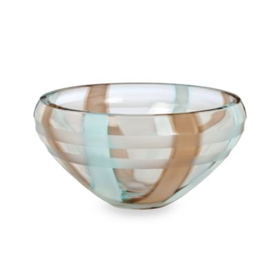 Evolution by Waterford® Espresso Swirl 6-Inch Crystal Bowl