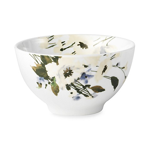 Mikasa® Linen Bloom 22 1/2-Ounce Cereal Bowl