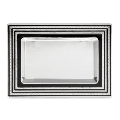 Vera Wang Wedgwood® with Love Noir Vanity Tray