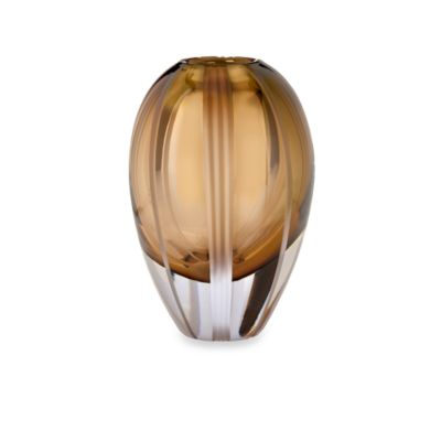Evolution by Waterford® 8-Inch Autumn Bronze Vase