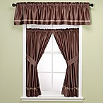 Mosaic Tile Bathroom Window Valance