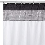 Xanadu 54-Inch x 78-Inch Fabric Shower Curtain