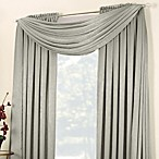 Luminous 55-Inch Window Curtain Panel in Silver