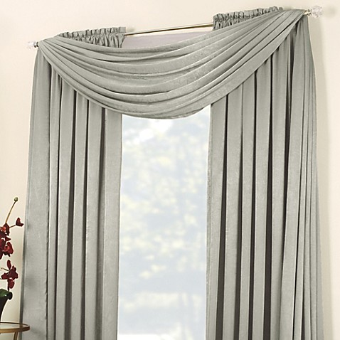 "Luminous 63"" Window Curtain Panel"