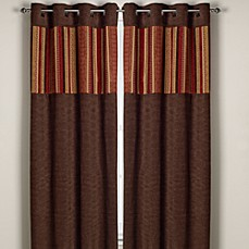 Mission Window Curtain Panel
