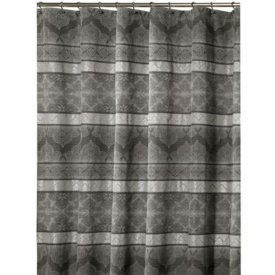 Chatelaine 72-Inch x 72-Inch Shower Curtain