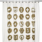 Scout 72-Inch x 72-Inch Shower Curtain