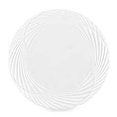 Marchesa by Lenox® Pleated Swirl 9.25-Inch Accent Plate