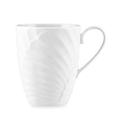 Marchesa by Lenox® Pleated Swirl 12-Ounce Mug