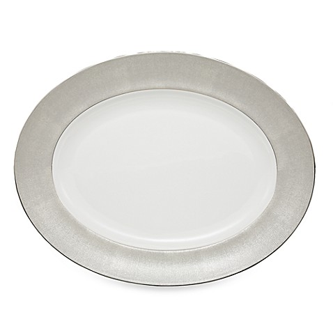 Monique Lhuillier Waterford® Stardust 13 1/2-Inch Platter