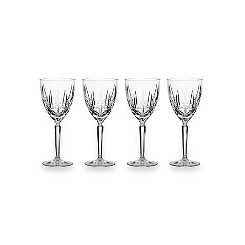 Marquis® by Waterford Sparkle 10 1/2-Ounce Goblets (Set of 4)