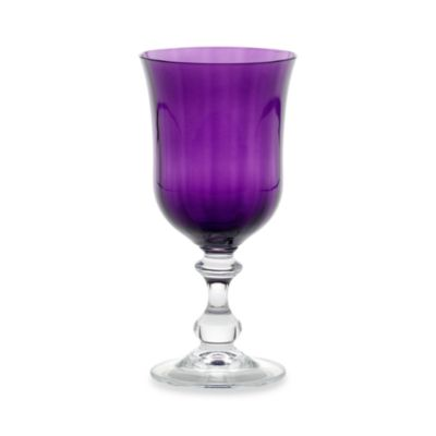 Mikasa® French Countryside Amethyst 15-Ounce Goblet