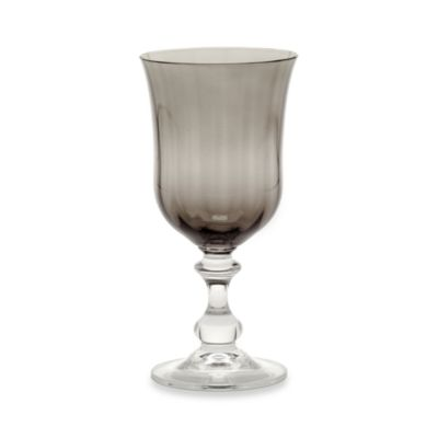 Mikasa® French Countryside Smoke 15-Ounce Goblet