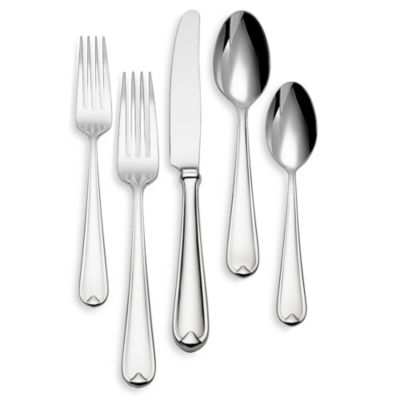 Monique Lhuillier Waterford® Stardust 5-Piece Flatware Place Setting