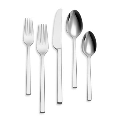 Vera Wang Wedgwood® Polished 5-Piece Flatware Set