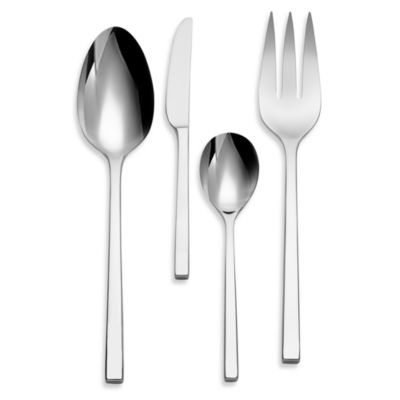 Vera Wang Wedgwood® Polished 4-Piece Hostess Set