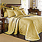 King Charles Matelasse Sunshine Bedspread, 100% Cotton