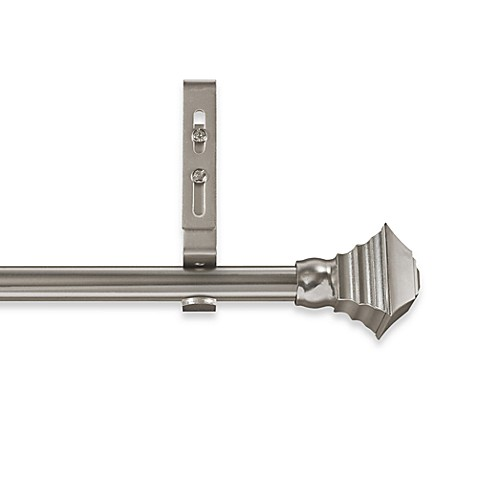 Buy Drapery Rods And Finials From Bed Bath Beyond