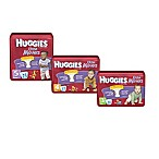 Huggies® Supreme Little Movers 27-Count Pack Stage 4 Jumbo Disposable Diapers