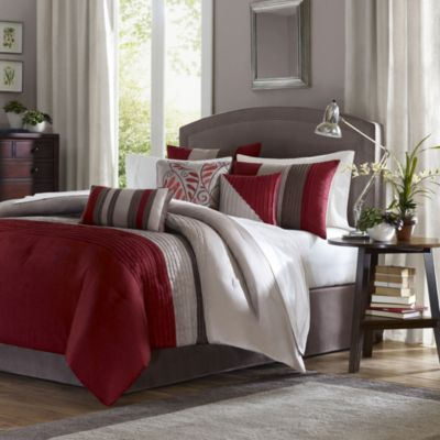 Tradewinds 7-Piece California King Comforter Set