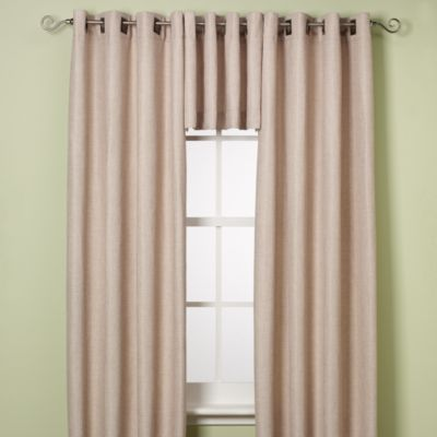 Reina 108-Inch Grommet Window Panel in Ivory