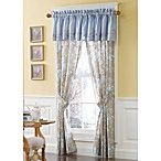 Lenox® Rutledge Pole Top Window Curtain Panels