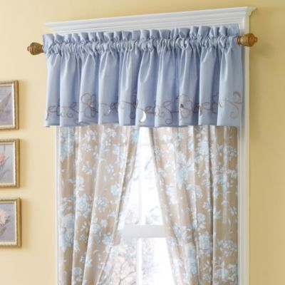 Lenox® Rutledge Tailored Valance