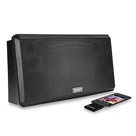 ion® ANYROOM Wireless Speaker System for iPod® and iPhone®