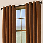 Berman Window Curtain Panel with Grommets