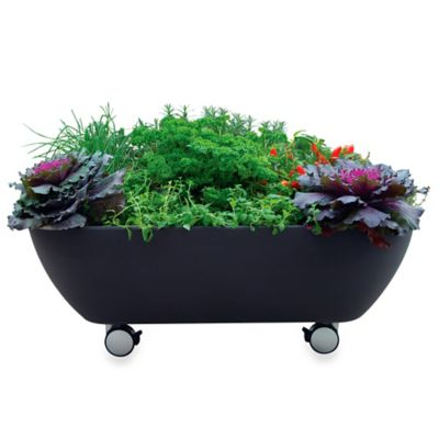 Mobile Garden Table