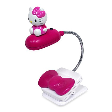 Hello Kitty® Clip-On LED Booklight