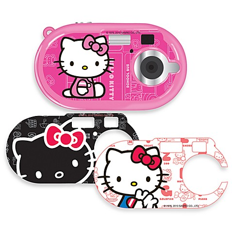 Hello Kitty® Digital Camera