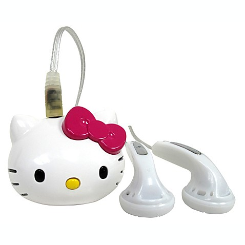 Hello Kitty® 2GB Digital MP3 Player