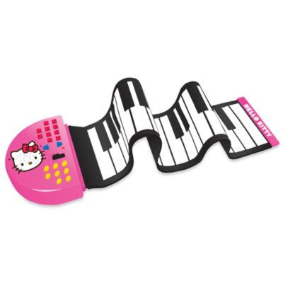 Hello Kitty® Rubber Piano
