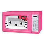 Hello Kitty® Microwave