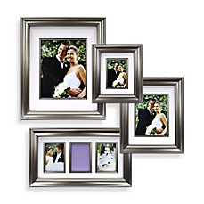 Amalfi Brushed Nickel Frame