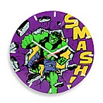 Incredible Hulk Wall Clock