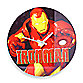 Iron Man Wall Clock