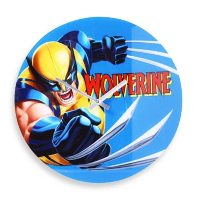 Wolverine Wall Clock