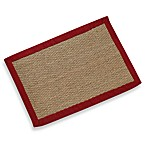 Modena Village Collection Rug in Red