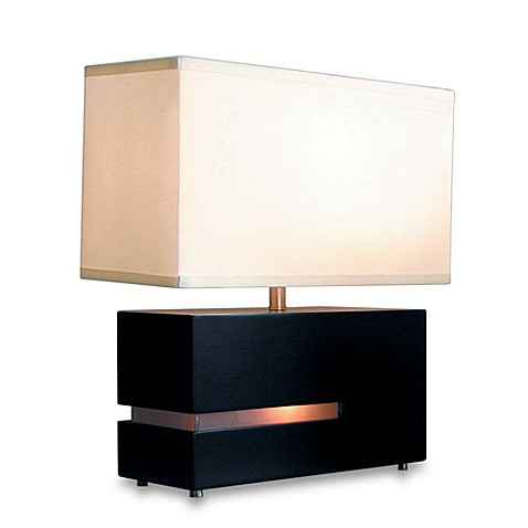 Buy Nova Lighting Zen Reclining Table Lamp From Bed Bath