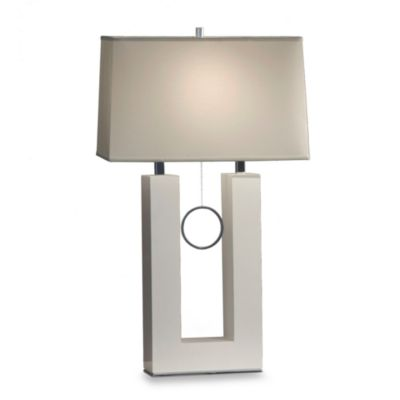 NOVA Lighting Earring Reclining Table Lamp