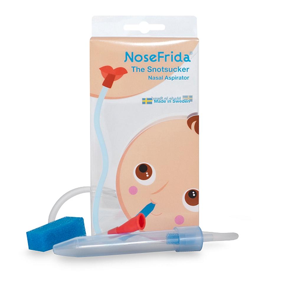 NoseFrida® Snotsucker Nasal Aspirator - buybuyBaby.com