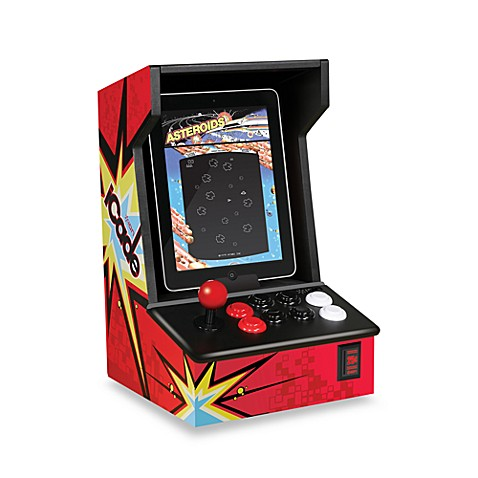 ION® iCade Arcade Cabinet for iPad®