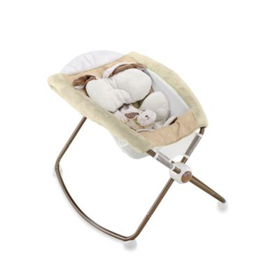 Newborn Rock 'n Play Sleeper™ in Snugabunny™ - from Fisher Price